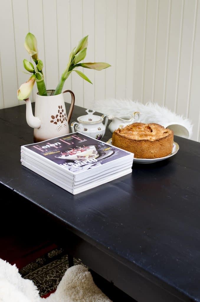 binnenkijken bij ellen loveyourinterior baking applepie