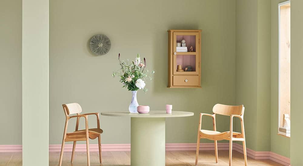 Histor Kleur van het Jaar 2022 Olive Sprig