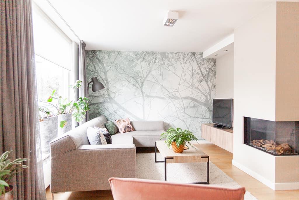 woonkamer groter laten lijken